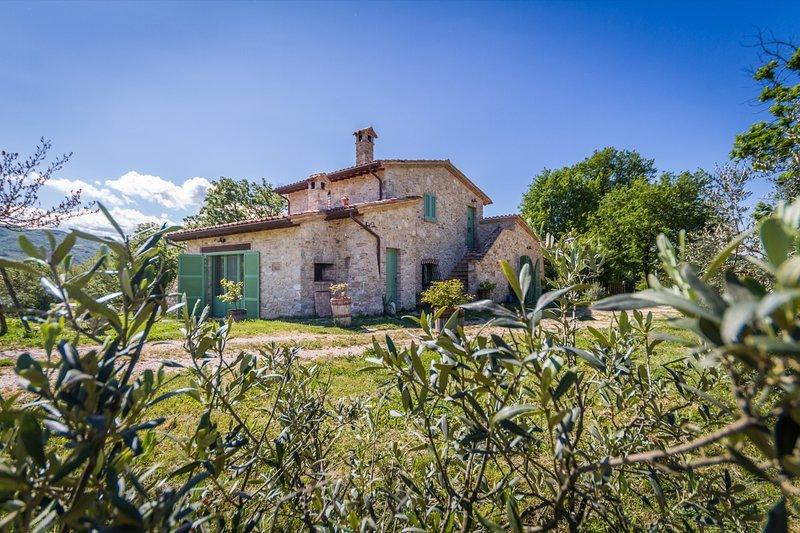 Il Colle sulla Flaminia, casa vacanza a Massa Martana