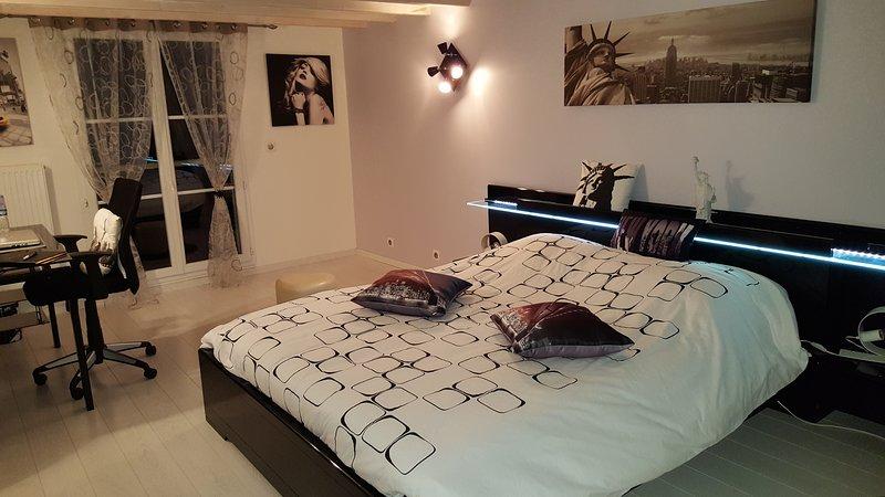 Bed & Breakfast chez Maud, vacation rental in Mauregard