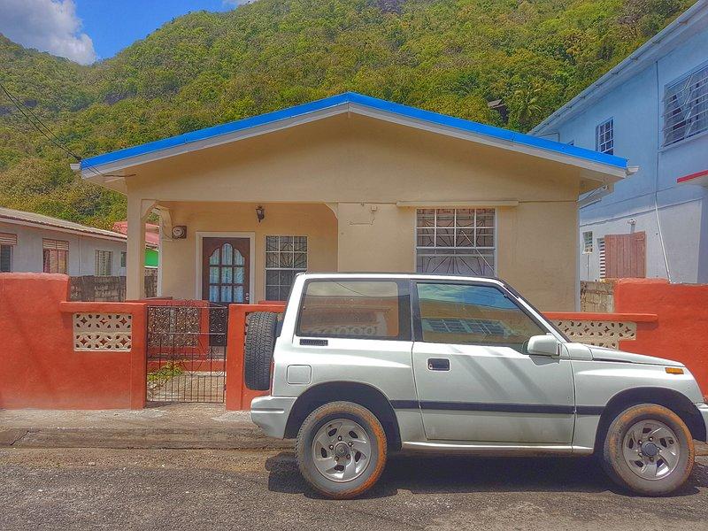 Lakaye Nou En SLU, aluguéis de temporada em Soufriere