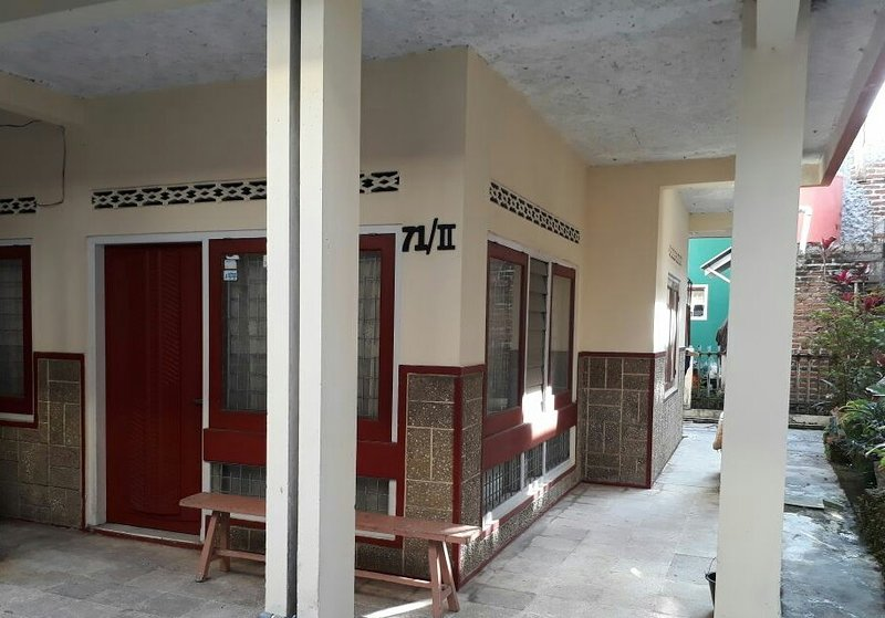 Homestay Front View