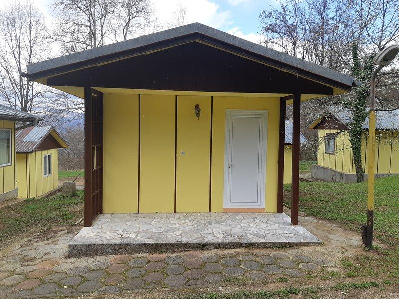 Bungalows Kamena in Kamena village, holiday rental in Lithotopos