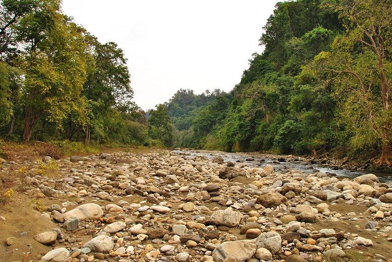 Río cerca de Inicio
