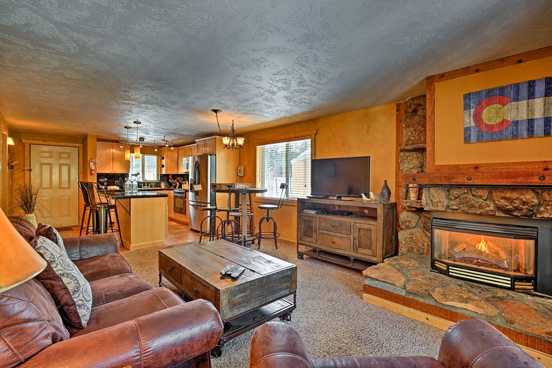 Experience the splendors of Winter Park at this vacation rental condo!
