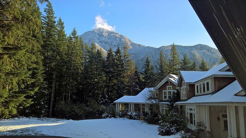 North Bend rooms, Twin Peaks, Snoqulamie, alquiler vacacional en Fall City