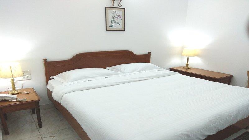 Hotel Palm Greens & Serviced Apartments, aluguéis de temporada em Faridabad