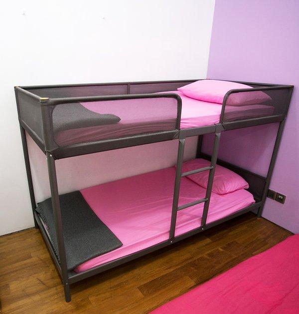 3 dormitorio con litera