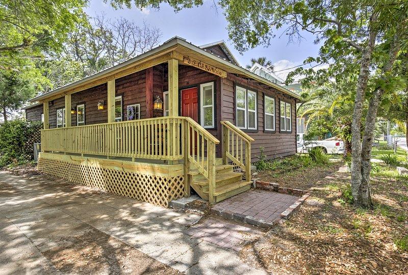 Bienvenue à « Sue Casa, » pouvant accueillir jusqu'à 6 avec 2 chambres et 1 salle de bain.