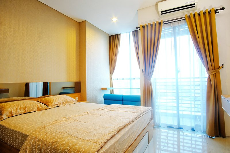 Nice Bedroom that has fully furnished standard and cool air