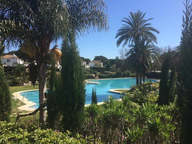 Benamara's fantastic pool