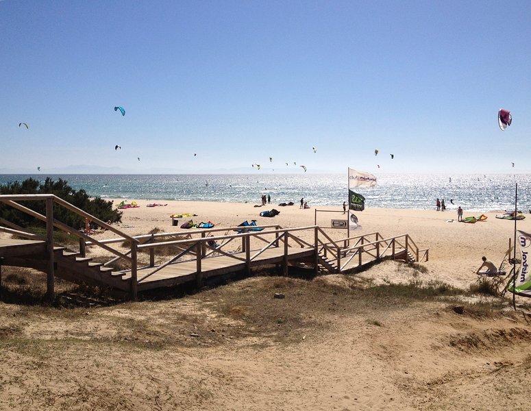 Tarifa beaches (1h 45m drive)
