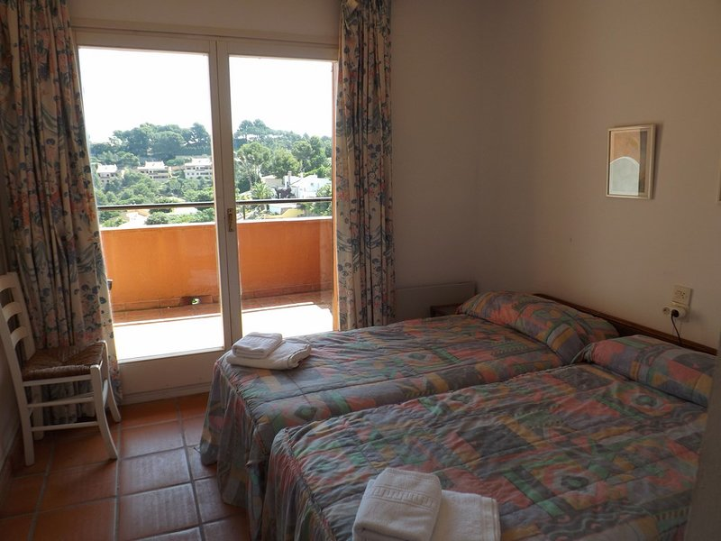 double room with access to terrace -SA PUNTA COSTA BRAVA