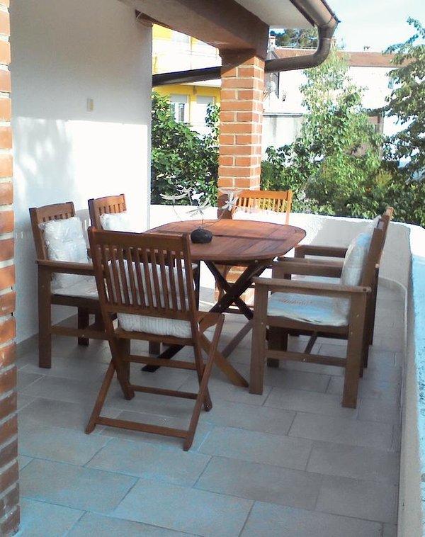Terrace, Surface: 39 m²