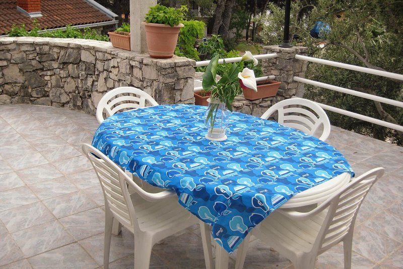Pirovac Apartment Sleeps 7 with Air Con and WiFi - 5459399, vacation rental in Pirovac