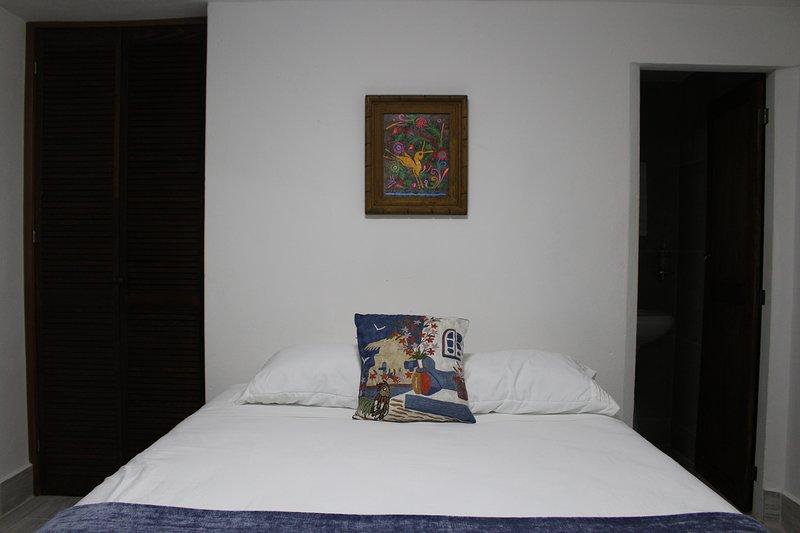Casa del Centro 2 slaapkamers koningin slaapkamer