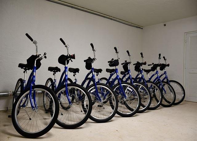 Våra cyklar för din användning