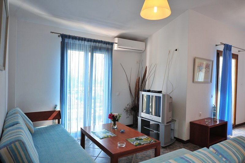 In Our Split Floor Apartments, You Will Enjoy Plenty Of Comfort, Space And Sea View!