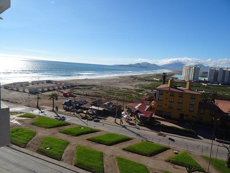Departamento 929, Vista al Mar y a la Ciudad, location de vacances à La Serena