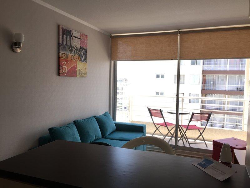 Departamento 702B Vista a La Ciudad, location de vacances à La Serena
