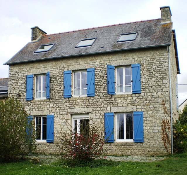 Le Hambout, holiday rental in Brusvily