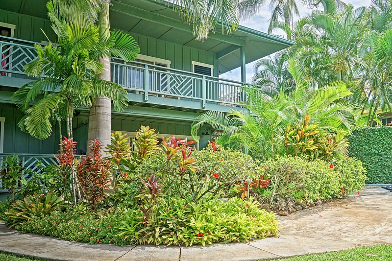 Countless memories await you in this idyllic Poipu vacation rental studio!