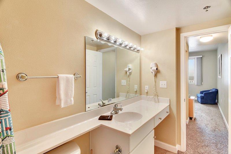 Shores of Panama 612-Master Bathroom