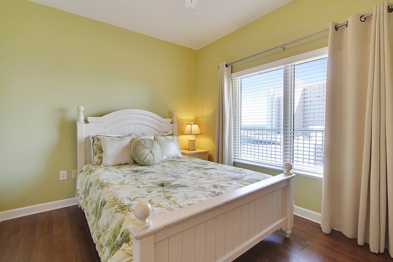 Shores of Panama 1421-Bedroom with queen sized bed
