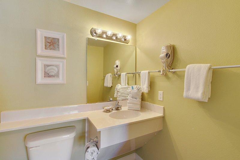 Shores of Panama 1421-Bathroom in second bedroom