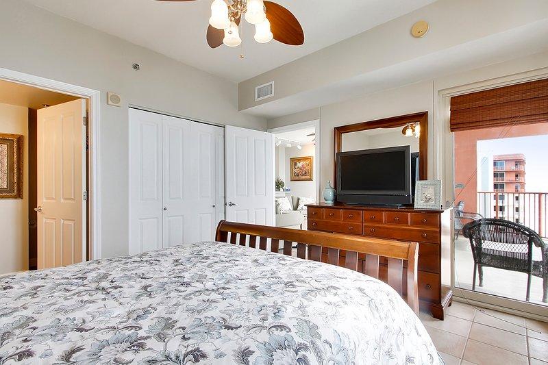 Shores of Panama 2103-Master Bedroom