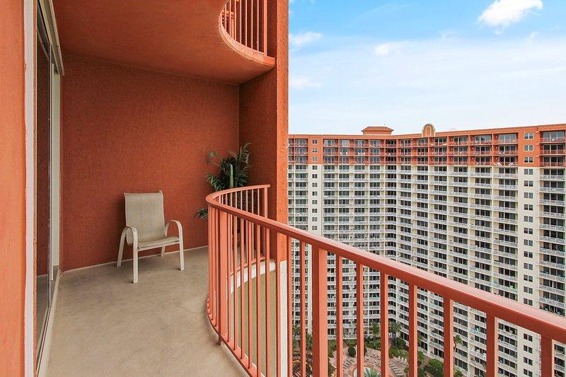 Shores of Panama 2103-Balcony