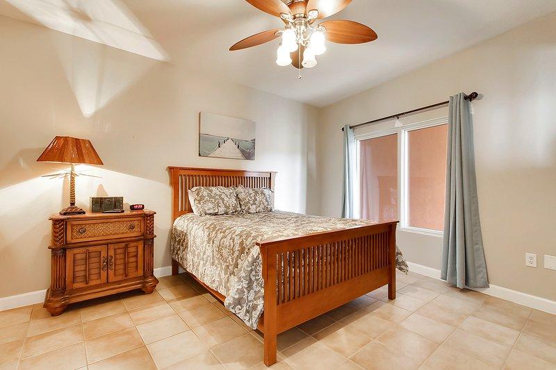 Shores of Panama 2103-Bedroom with Queen Bed