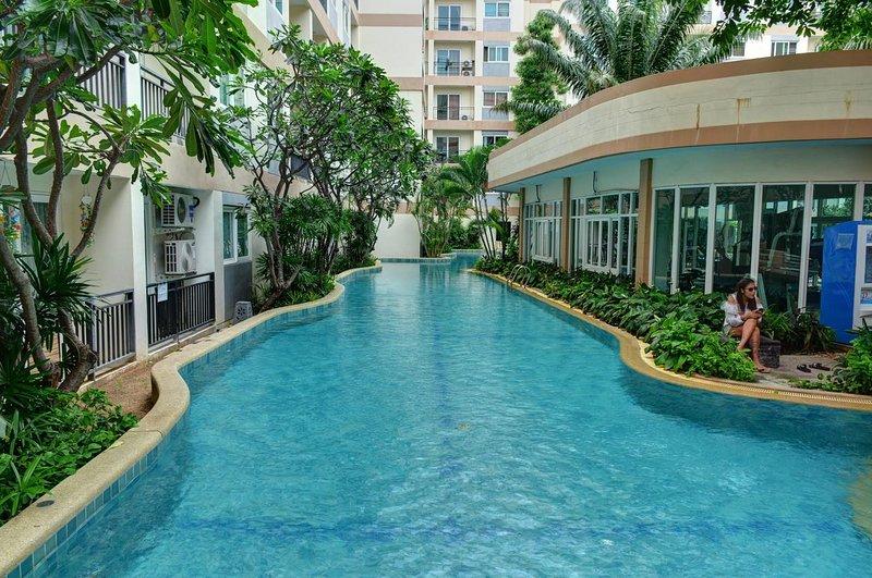 Pattaya Paradise, Exprience the the best stay in Pattaya City, many resorts near, holiday rental in Pattaya