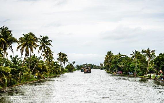 tourism backwaters, alquiler vacacional en Alappuzha District