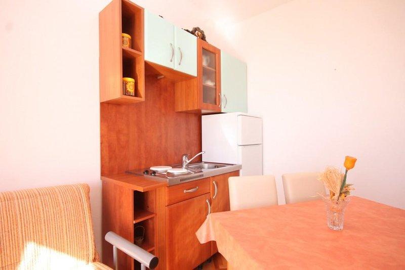 Kitchen 2, Surface: 1 m²