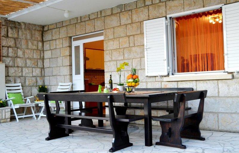 Terrace, Surface: 45 m²