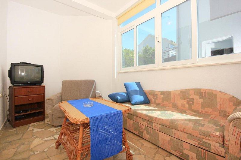 Sala de estar, superficie: 7 m²