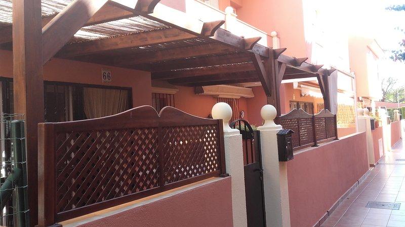 Casita para vacaciones, aluguéis de temporada em Islantilla