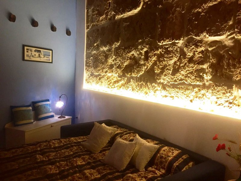 Sala de estar / sofá-cama