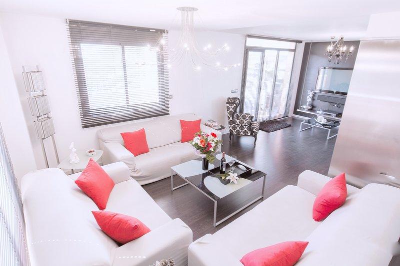 Fidalsa Penthouse Castle View, aluguéis de temporada em Rojales