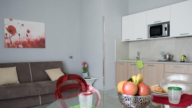 Alludo Aparthotel B&B Appartamento, alquiler de vacaciones en Agrigento
