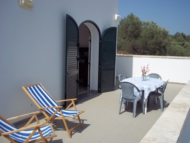 Beautiful house with sea view, vacation rental in Marina di Andrano