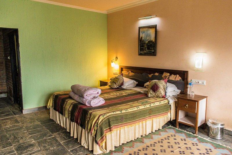 Tibetan Room, holiday rental in Gandaki Zone
