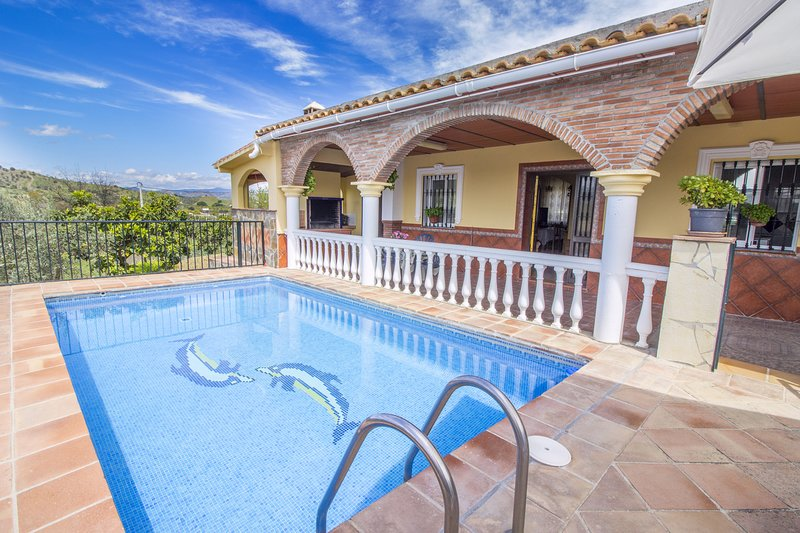 Cubo's Finca Micaela, holiday rental in Coin