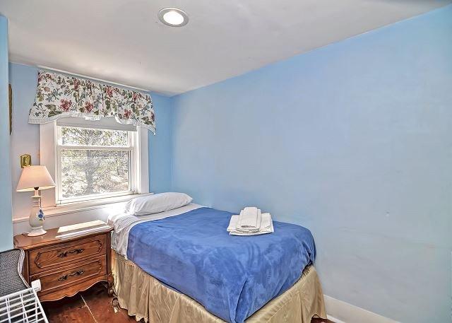 Habitación 4: habitación individual.