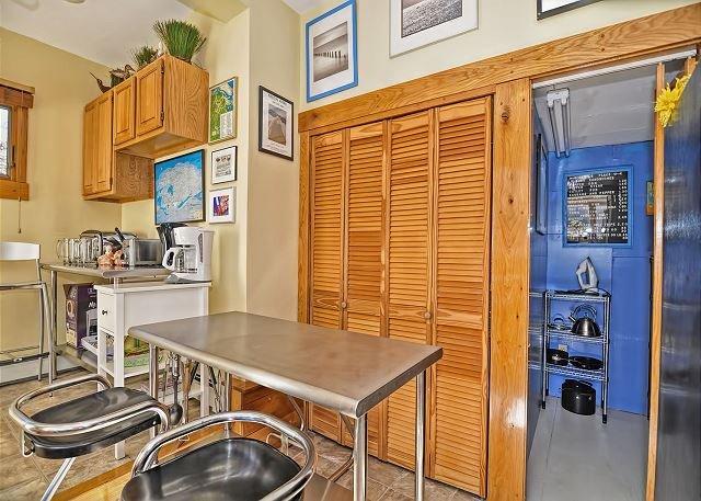 sala de jantar cozinha mais copa.