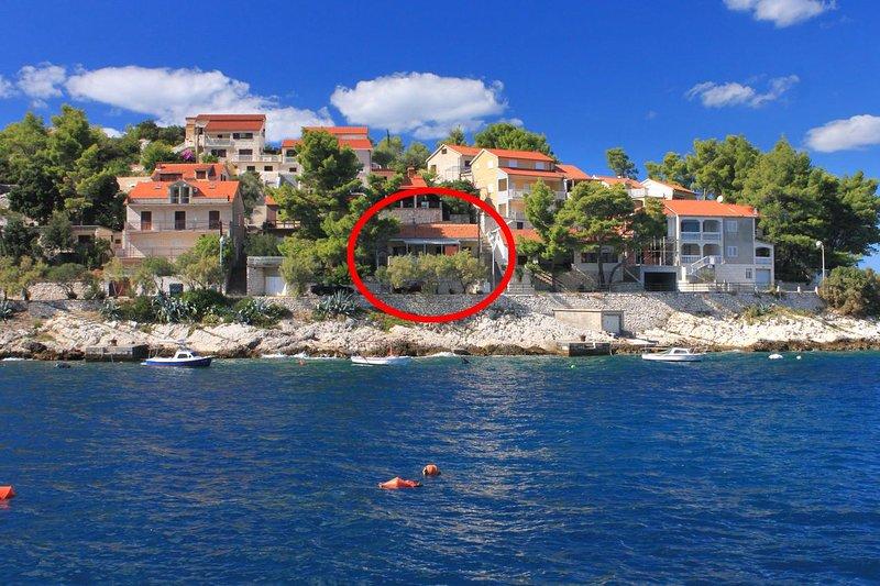 Three bedroom house Prigradica, Korčula (K-11484), holiday rental in Prigradica