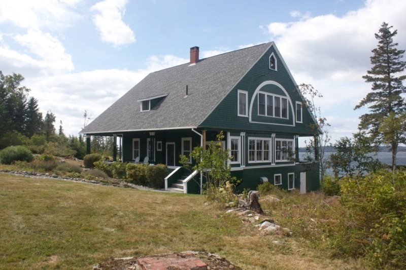 LEDGELAWN - Little Deer Isle, Ferienwohnung in North Haven