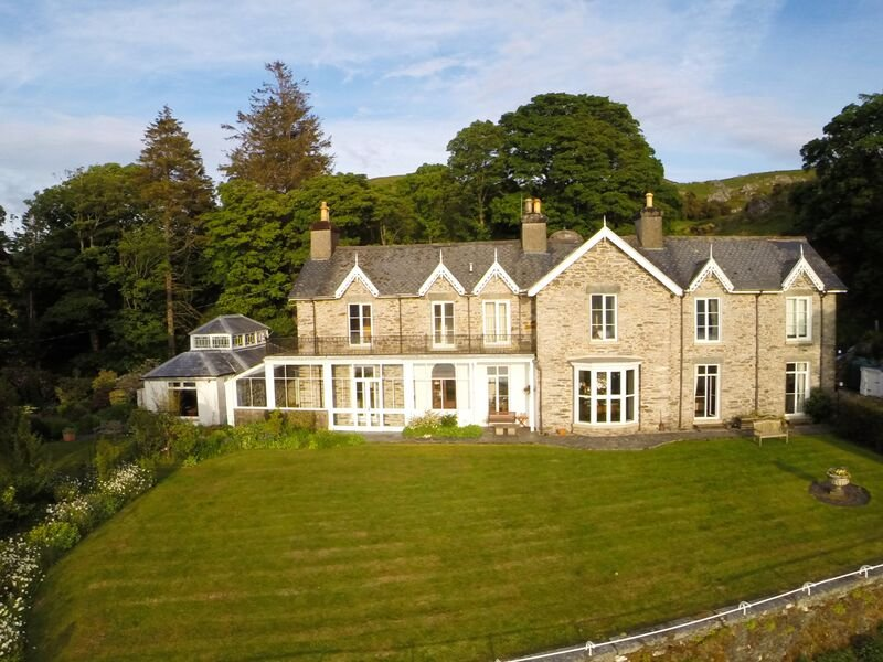 Award winning BandB. Featured in the Observer 'The UK's Best Hotel's Britain and Ireland'