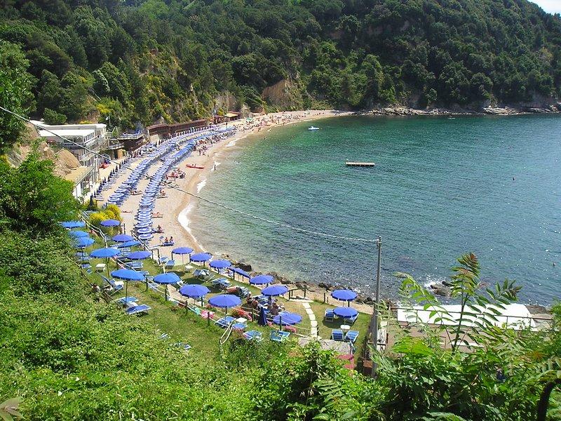 Beach BLUE BAY.