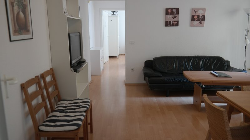 3-Rooms Apartment B1, holiday rental in Zepernick