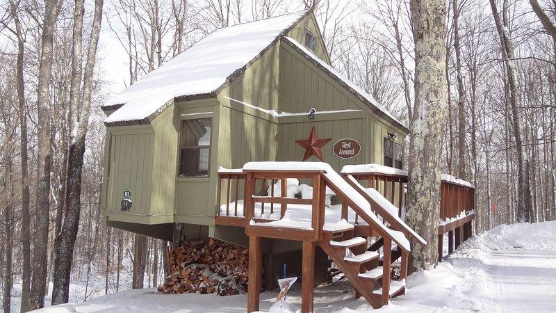 Rest Assured in Black Bear Resort, holiday rental in Davis